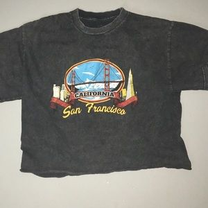 Brandy Melville San Francisco Tee